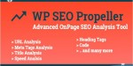 Seo wp propeller tool advanced analysis seo