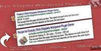 Snippets rich wordpress plugin