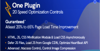 Speed wordpress plugin performance up