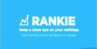 Wordpress rankie plugin tracker rank