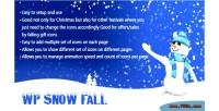 Snow wp fall