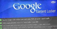 1 google content locker
