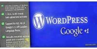1 google for wordpress