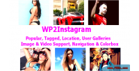 2 wordpress plugin ultimate instagram