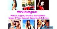 2 wordpress plugin ultimate instagram