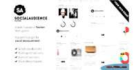 Audience social plugin