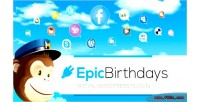 Birthdays epic plugin wordpress social