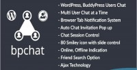 Buddypress wordpress plugin chat users