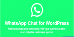 Chat whatsapp wordpress