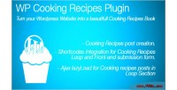Cooking wp recipes