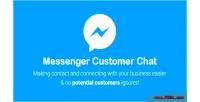 Customer messenger plugin wordpress chat