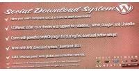Download social wordpress for system