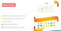 Emoji custom funny emoji emoticon on your post plugin wordpress page emoji