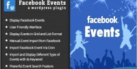 Events facebook