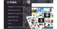 Facebook albums & photos wordpress for gallery facebook