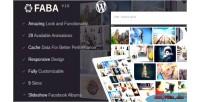 Facebook albums & photos wordpress for gallery facebook