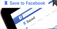 Facebook bookmarks for wordpress