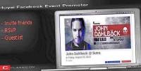 Facebook huyai events promoter