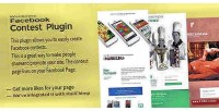 Facebook wordpress contest plugin