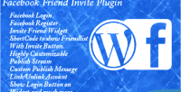 Facebook wordpress pro invite friend