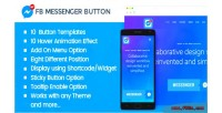 Fb wp messenger button premium messenger fb button wordpress for plugin