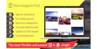 Feed instagram flexi wordpress for plugin