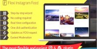 Feed instagram flexi wordpress for plugin