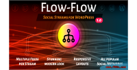 Flow flow social wordpress for streams