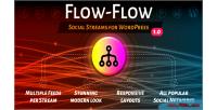 Flow flow social wordpress for streams