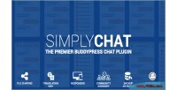 For simplychat buddypress