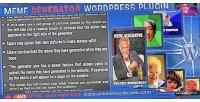 Generator meme wordpress plugin