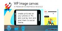 Image wp canvas