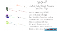 Instant wpchats chat plugin messaging private