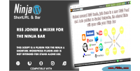 Joiner mixer for the bar ninja wordpress joiner