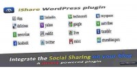 Jquery ishare sharing wordpress for buttons