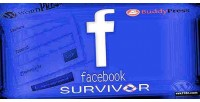 Login facebook wordpress survivor plugin