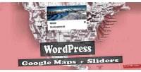 Maps google sliders wordpress for plugin