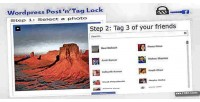 Photo to facebook tag locker wp friends photo
