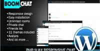 Php boomchat ajax edition wordpress chat