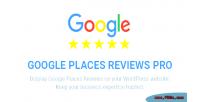 Places google reviews plugin wordpress pro