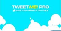 Pro tweetme
