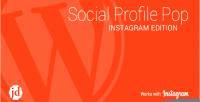 Profile social edition instagram pop