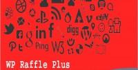 Raffle wp plus