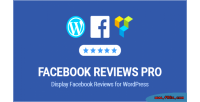 Reviews facebook plugin wordpress pro