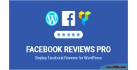 Reviews facebook plugin wordpress pro