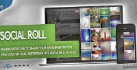 Roll social wordpress for instagram