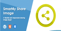 Share smart4y image plugin wordpress responsive