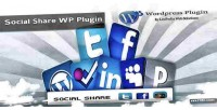 Share social fixed pluginn wordpress button