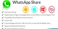 Share whatsapp