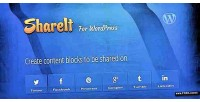 Shareable shareit content wordpress for snippets